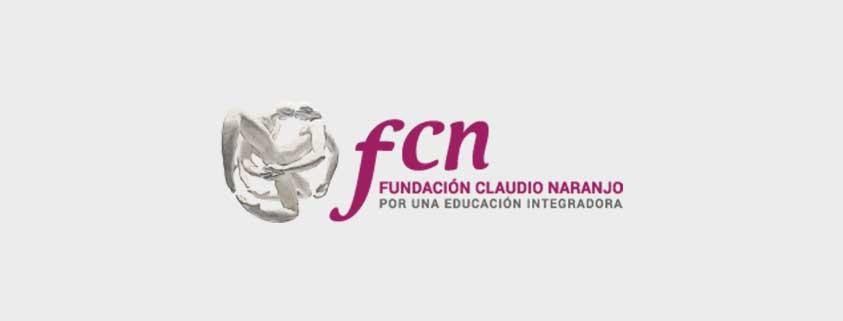 logo fundación claudio naranjo